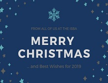 Christmas Wishes to ISBA Members